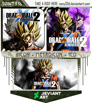 Dragonball Xenoverse 2 by sony33d