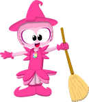 Rita as a Magical Doremi Witch by JuacoProductionsArts