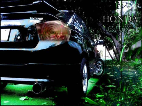 Honda City by owaeyss