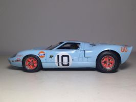 Ford GT40 / 11 by angelneo107