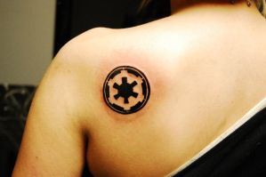 Imperial Tattoo by FelixKelevra