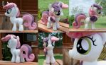 Sweetie Belle 1 for Leahlinn by adamlhumphreys