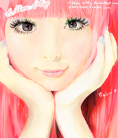 .:Pinku Kyary Pamyu Pamyu :. by Ribbon-Kitty
