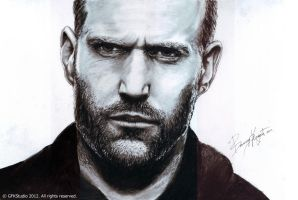 Jason Statham by KondaArt