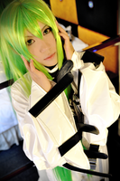 Code Geass-C.C.01 by Sakina666