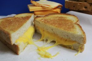 Grilled Cheese Sandwich - Lunch Specials HbDeli V by OgJimrock