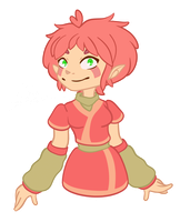 //CL//Aelita// by EmberCL