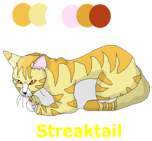 2011-Streaktail Reference by xX-NIGHTBANEWOLF-Xx