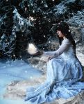 The Snow Maiden by AnxietyPatient