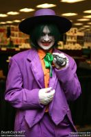 Joker: Smiles, Everybody, Smiles! by EccentricCasey