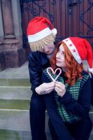 Merry Shadowhunter Christmas by Rina-Hatakeda