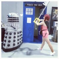 DALEK by TheDreamerWithin616