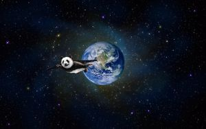 Earth To Pandy by TheCadaverous