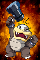 Morton Koopa Jr by NeoZ7