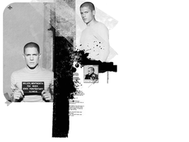 Prison Break: Wentworth Miller by le-dios