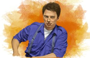 Jack Harkness by MissingMyMind