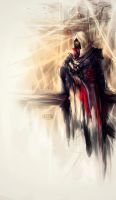 Assassin's Creed_Ezio by DZIU09
