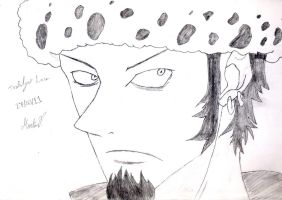 Trafalgar Law by martinx17
