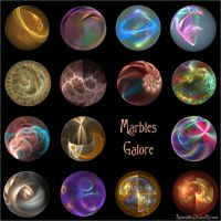 Marbles Collection by Annushkka