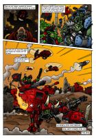 GROT UPRISING COMIC Page 7 by Proiteus