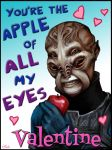 Mass Effect Valentine - Four Eyed Love by efleck