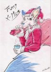 Furry X-Mas by ChrisTheCat26