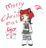 Christmas Doodle by Kodoq