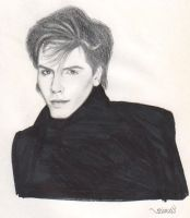 John Taylor of Duran Duran by deviant-Eunice