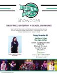 Broadway Dreamers Nov. 6th Showcase by INF3CT3D-D3M0N