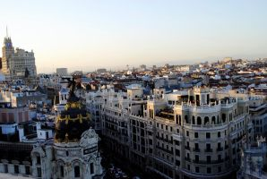 Madrid by EvBowie