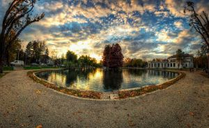 Central Park, Cluj by andreimogan