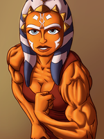 Ahsoka even stronger by Ritualist