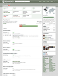 Equaldex Region Page by danlev