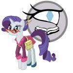 Rarity - Ministry of Image by tomcullen