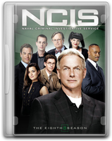 NCIS: Naval Criminal Investigative Service - S08 by Movie-Folder-Maker