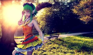 Gumi by Kukla-Factory