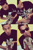 me and my cat by Juliansyahjude