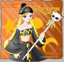 Maple Story - MercuryzLvl8X by pkumo