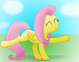 Fluttershy by CiscoQL