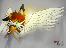 The Little Angel by Xx-LordVincent-xX