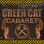 Green Cat Tavern Sign Contest: Sample 2 by jademacalla