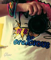 Photography is Delicious by glamz