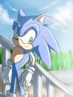 SonicDoodle by MSN1412
