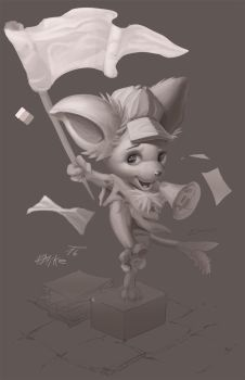 Grayscale practice AGAIN! by ZLMike