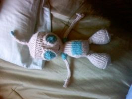 Knitted Gir by hulafrog