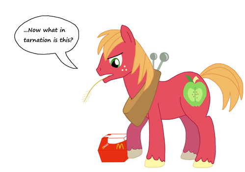 Big Macintosh by CatIron