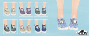 Vans Download by Mari-Ichi