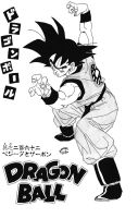 Dragonball Z - Saga Namek Volumen 22 by TriiGuN