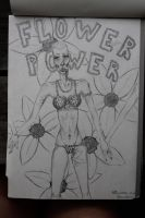 Flower Power - A new meaning by Fishboneth1