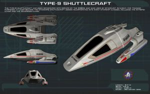 Type 9 Shuttle ortho [New] by unusualsuspex
